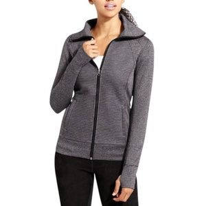 Athleta yoga stretch and release jacket